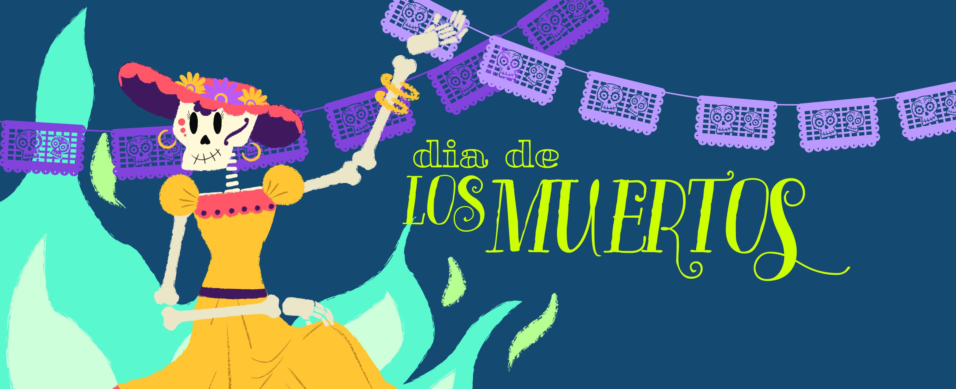 Dia de Los Muertos: festa, memórias e família